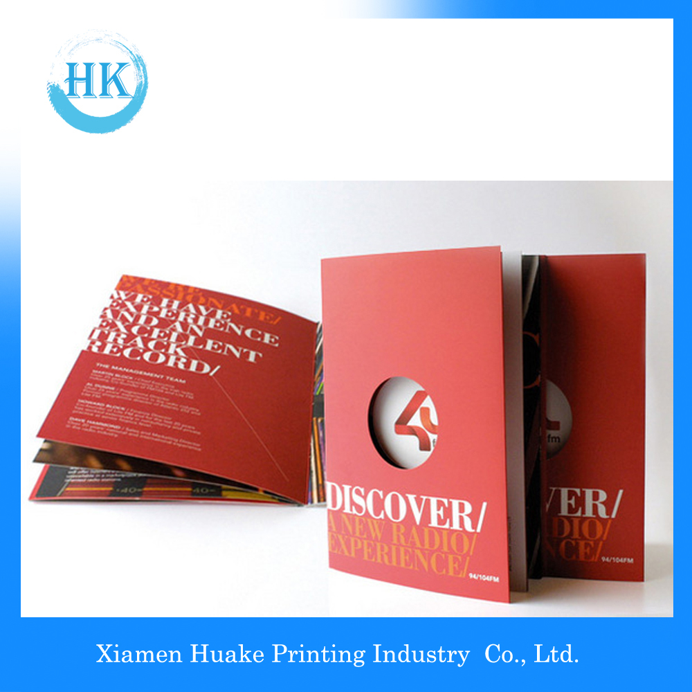 Printing Brochure Booklet