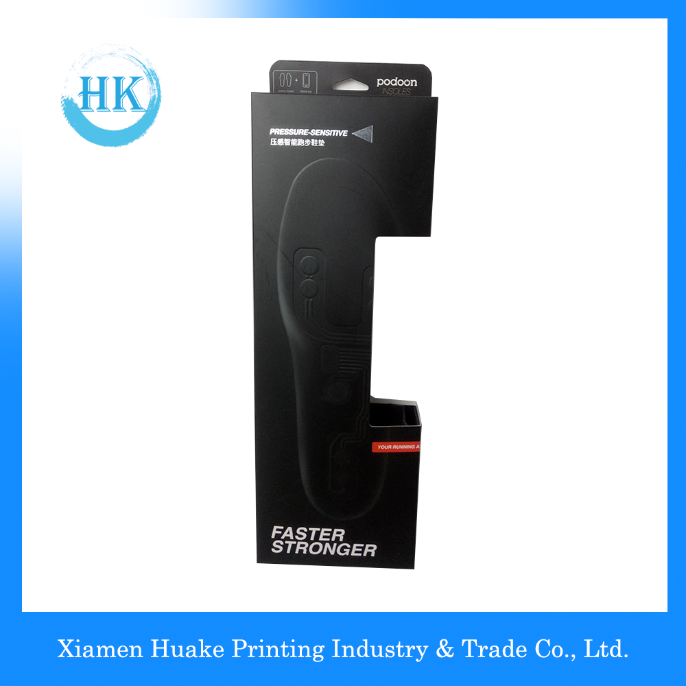 Hot Sales Black Pape Packing Box