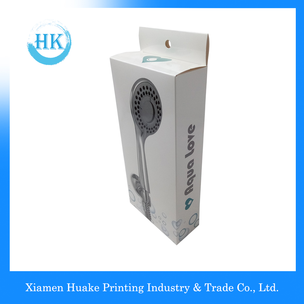 Family Daily Paper Packing Box Gloss Finishing