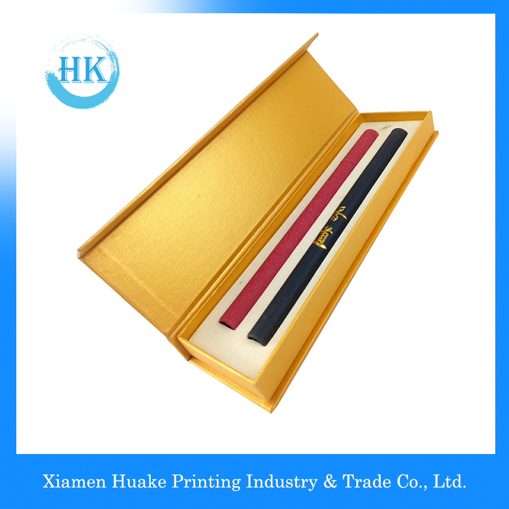 High Quantity Disply Magnetic Closure Packaging Box With Velvet