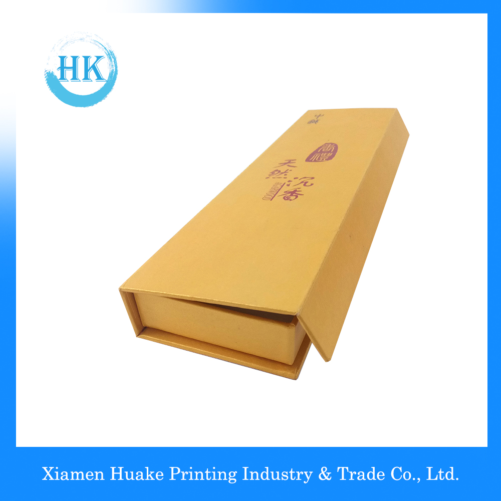 High Quality Disply Magnetic Closure Packaging Box With Velvet