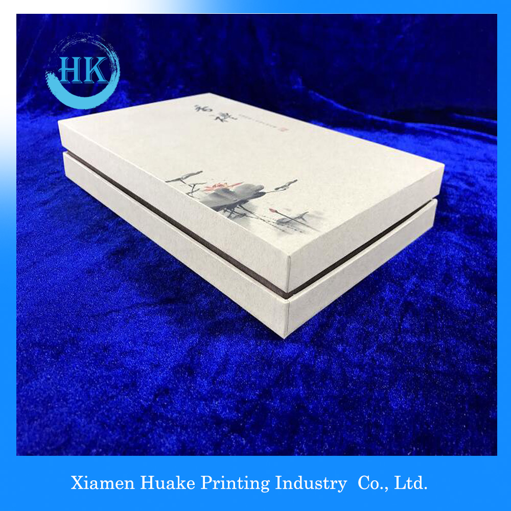 Gift Box with Full Color Printing Logo
