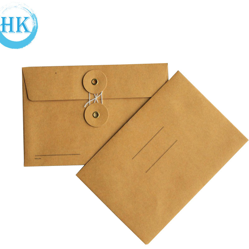 Envelopes with String