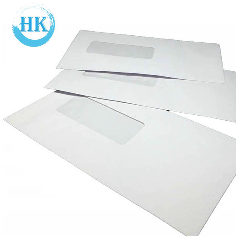 Window Envelope Secretive Pattern
