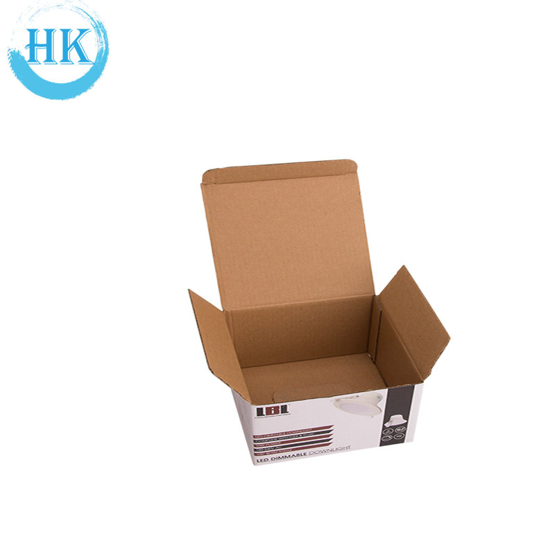 Square Fanny Packaging Carton Box