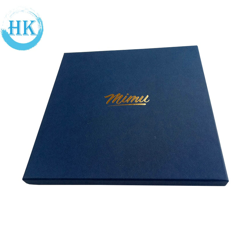 Rigid Packaging Cardboard Cloth Box