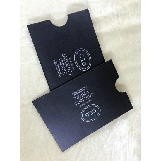 Benutzerdefinierte Kartenhüllen Kartenhüllen Hersteller